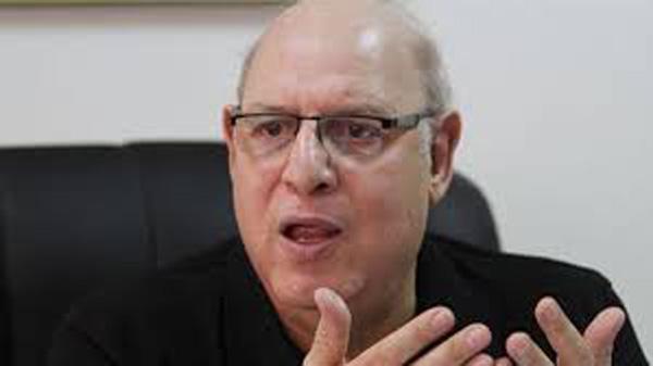 """فؤاد عبد السلام """"رئيس الاتحاد الكرة الطائرة المؤقت"""""""