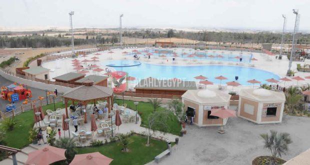 مجمع حمامات السباحة النادى الاهلى فرع الشيخ زايد 9