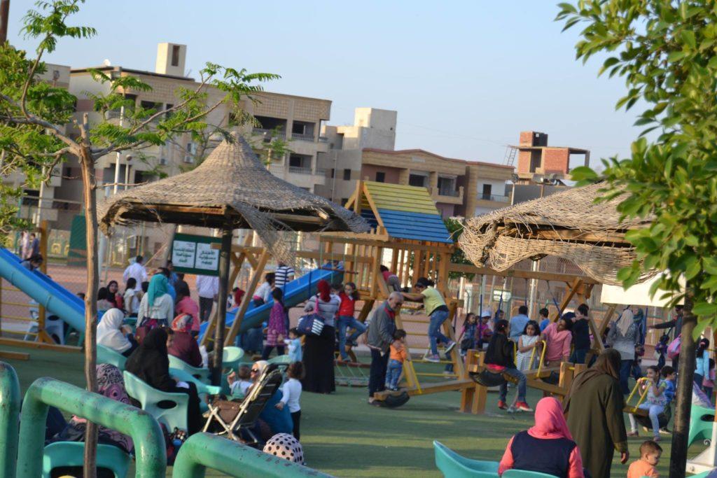 نادى حدائق الأهرام