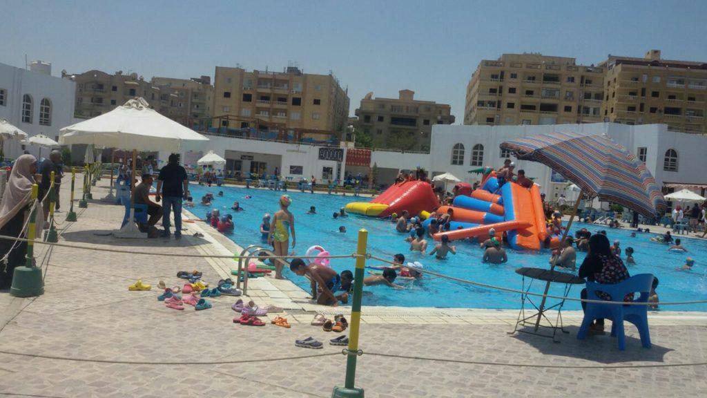 نادى حدائق الأهرام فى حفل عيد الفطر 02