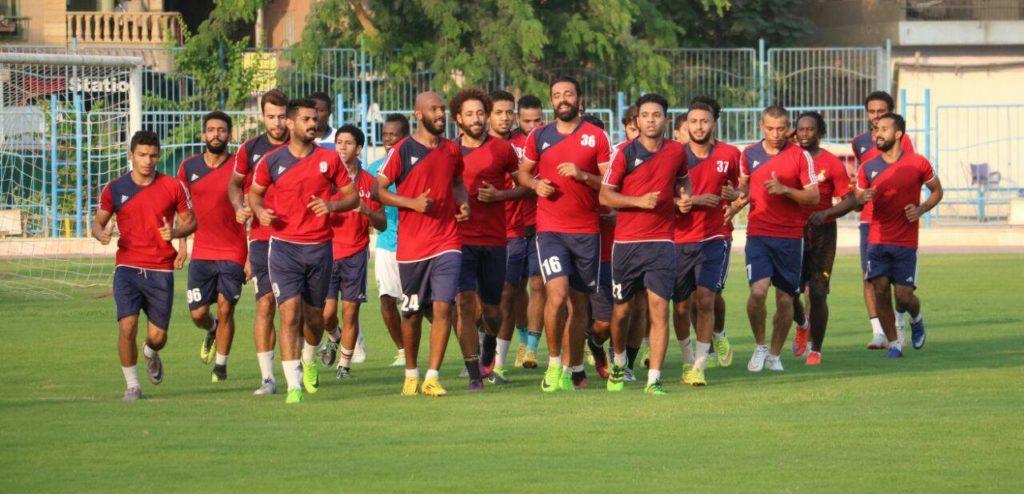 فريق نادى النصر الرياضى