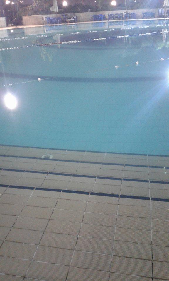 حمام سباحة نادى بتروسبورت
