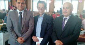 اسامة بدير لعضوية مجلس ادارة نادى الحوار بالمنصورة