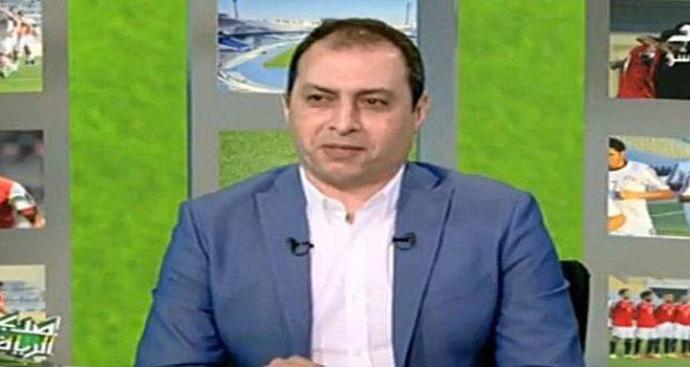 عمرو عبد الحق مرشح رئيس مجلس نادى النصر