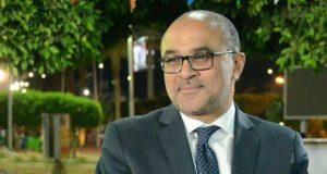 محمد الدمرداش مرشح رئاسة نادى الزهور