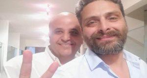احمد البغدادى واحمد سالم اعضاء نادى الصيد بعد قرار الغاء شطب عضوياتهم من نادى الصيد