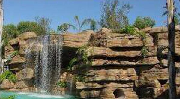 مشروع تطوير الحديقة اليابانية بنادى الزهور بمدينة نصر