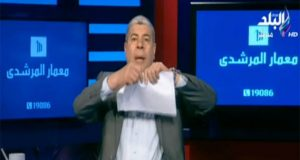 احمد شوبير يمزق اللائحة الاسترشادية
