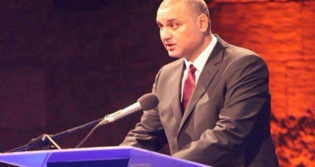 خالد العوضى نائب رئيس اتحاد كرة اليد