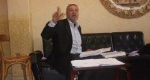 محمد ابو حنبة رئيس نادى دمياط