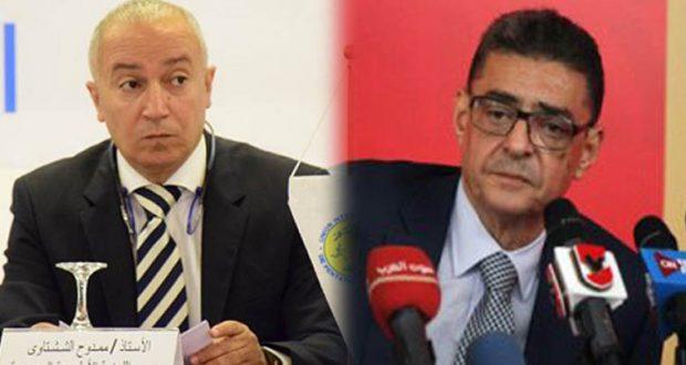 محمود طاهر و ممدوح الششتاوى