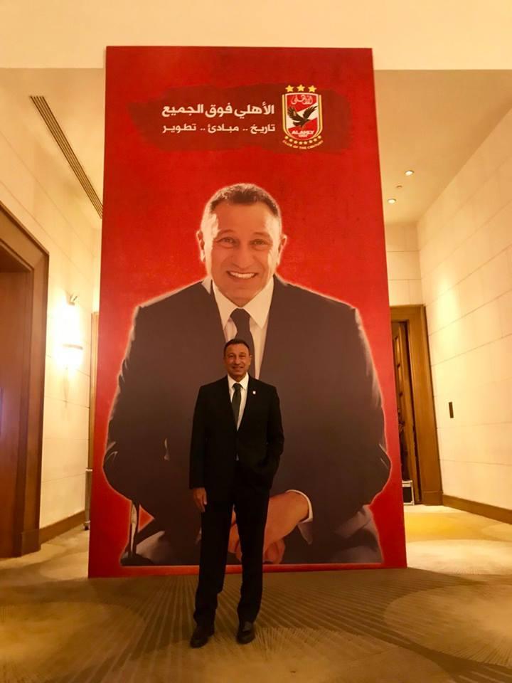 نتيجة انتخابات النادى الاهلى برئاسة محمود الخطيب