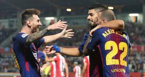 اهداف برشلونة اليوم