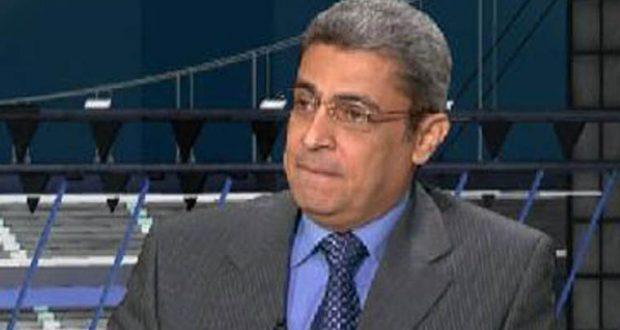 خالد توحيد رئيس قناة النادى الاهلى