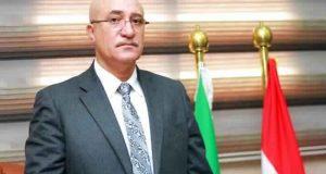 سمير حلبية رئيس نادى المصرى