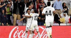 نادى الجزيرة فى كأس العالم 2017