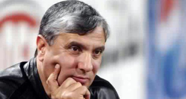 عبد الناصر محمد مدير نادى بتروسبورت