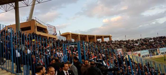 مؤتمر نادى بتروسبورت لدعم السيسى للترشح للرئاسة