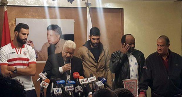 مرتضى منصور ينسحب من انتخابات رئاسة الجمهورية
