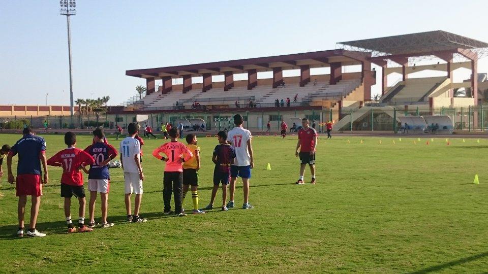 اكاديمية نادى جنوب سيناء لكرة القدم