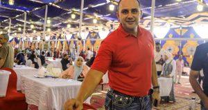 محمد مرجان فى التصويت على لائحة الاهلى