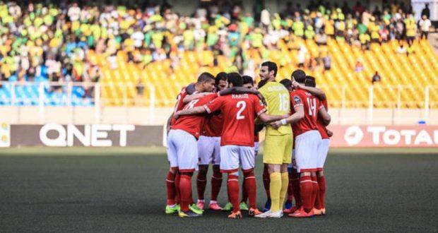 فريق النادي الاهلي في دوري ابطال افريقيا