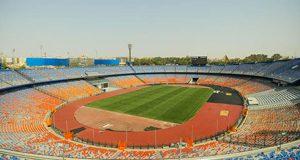 ستاد القاهرة الدولي بعد التطوير