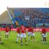 منتخب تونس في مباراة انجولا