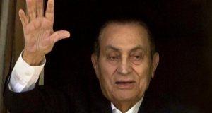 شائعة وفاة حسني مبارك