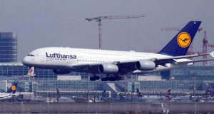 شركة طيران لوفتهانزا
