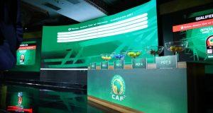 قرعة تصفيات كأس أمم إفريقيا 2021