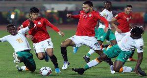 مباراة مصر وكوت ديفوار في نهائي امم افريقيا تحت 23 سنه