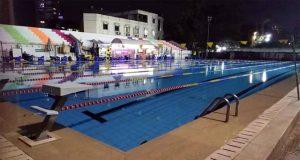 حمام سباحة نادي القاهرة الرياضي