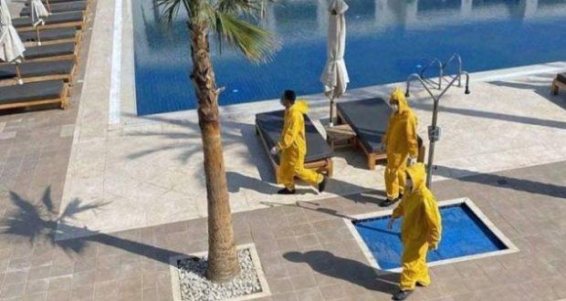 اصابات فيروس كورونا في شرم الشيخ مصر