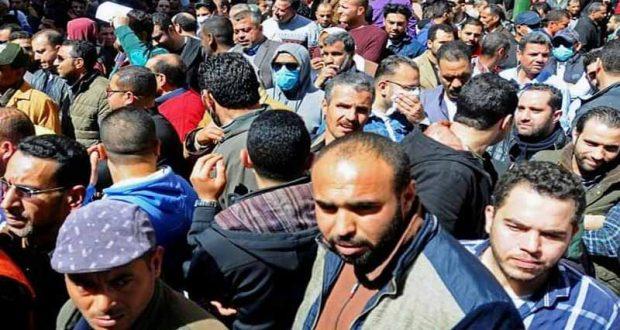 تحليل فيروس كورونا في مصر