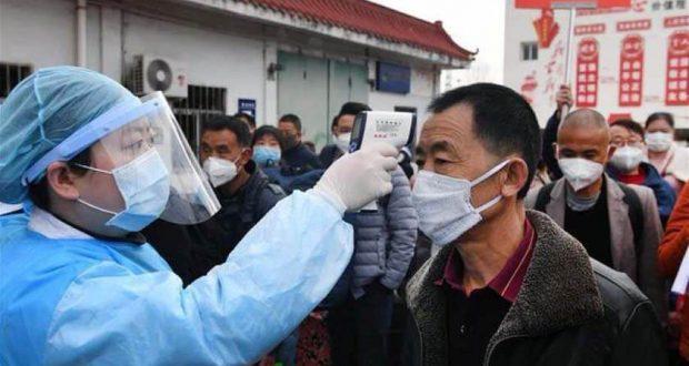 فيروس هانتا في الصين