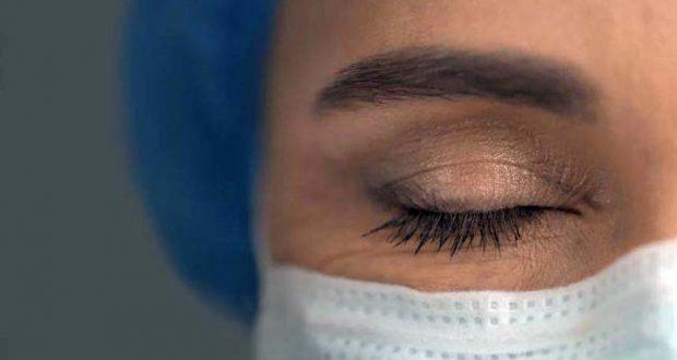 فيروس كورونا ينتقل عن طريق العين