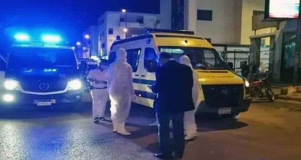 نقل حالة إصابة من فيروس كورونا من مستشفي بنها الجامعي