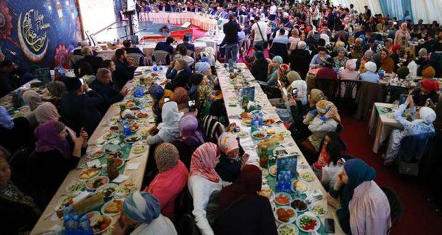 إفطار جماعي في رمضان