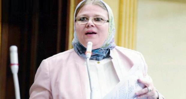الدكتورة شيرين فراج عضوة مجلس النواب