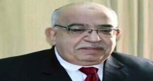 الدكتور صلاح عبد ربه استاذ طب الاطفال بكليه طب ازهر دمياط