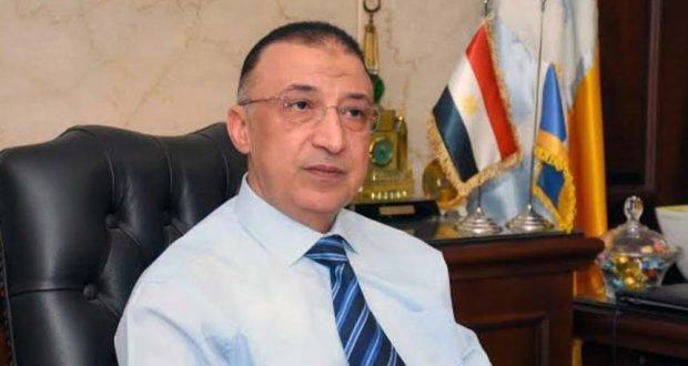 اللواء محمد طاهر الشريف محافظ الاسكندرية