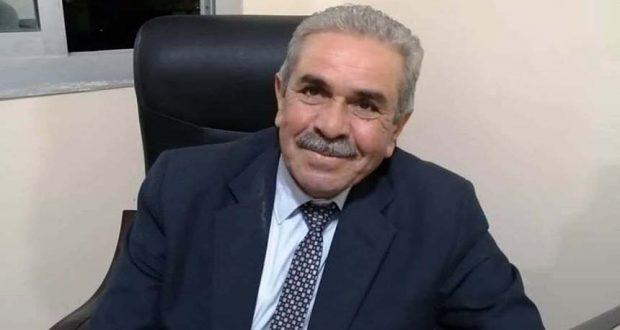 المحامي عبد الهادي أبو ستيت، نقيب محامين مركز بلبيس الشرقية