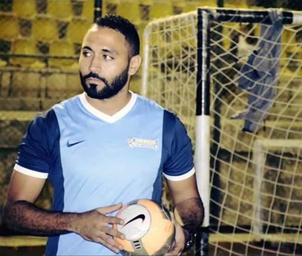 علاء عبده المدير الفني لفريق وادي دجلة مواليد 2005