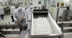 مصنع ادوية