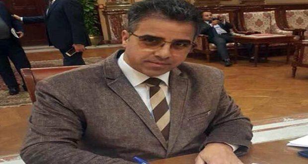 هشام مجدي عضو مجلس النواب ببني سويف