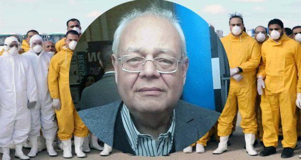 وفاة الدكتور عمرو عبيد بإصابته بفيروس كورونا