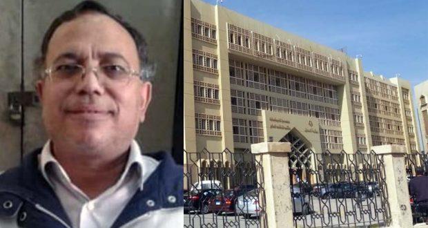وفاة موظف بمحكمة القاهرة الجديدة بفيروس كورونا