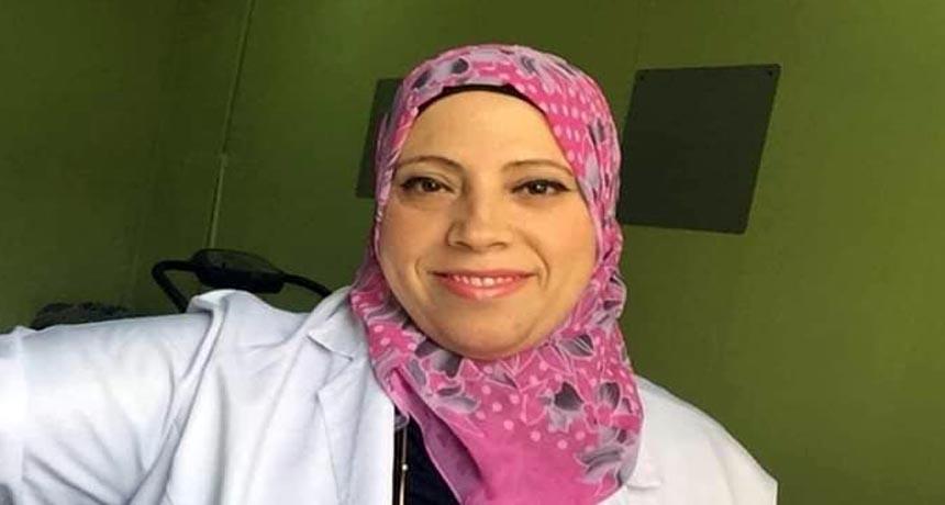 الدكتورة إيمان السيد أخصائية العلاج الطبيعي