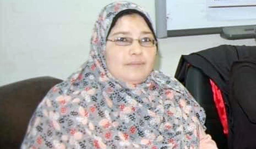 الدكتورة سماح مصطفي أستاذ الاطفال بكليه التمريض جامعه بنها